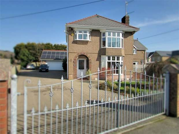 5 Bedrooms Detached House for sale in Capel Road, Clydach, Swansea, West Glamorgan