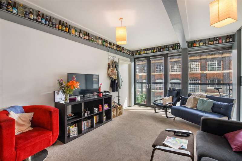 2 Bedrooms Flat for sale in Victoria Mills Studios, 10 Burford Road, London, E15