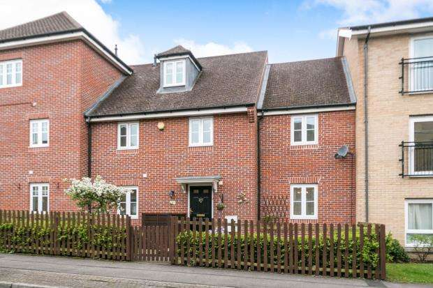 4 Bedrooms Terraced House for sale in Chineham, Basingstoke, Hampshire