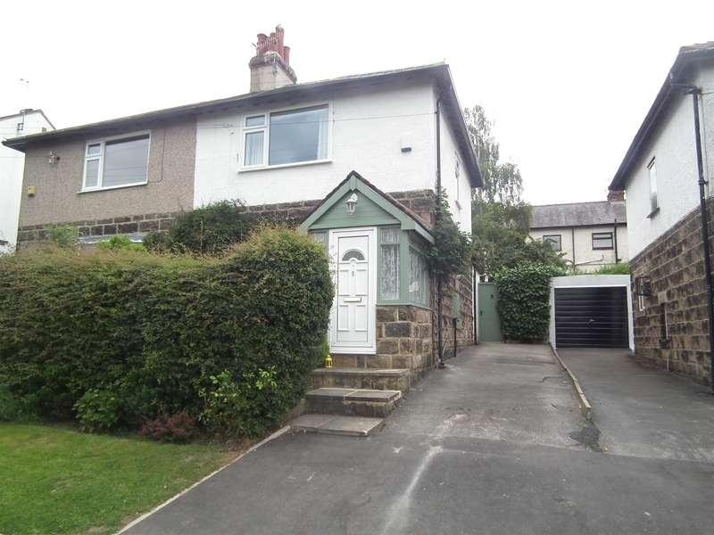 2 Bedrooms Semi Detached House for rent in Carlisle Avenue, Yeadon, Leeds, LS19 7RA