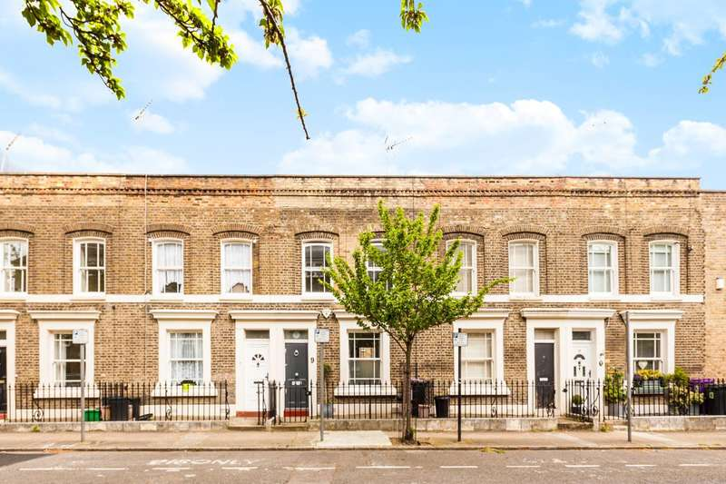 2 Bedrooms House for sale in Portelet Road, Stepney, E1