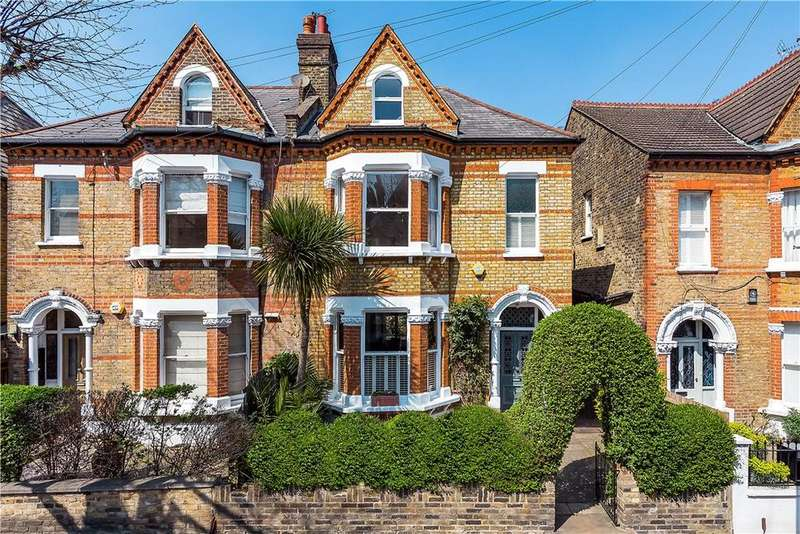 5 Bedrooms Semi Detached House for sale in Morella Road, Wandsworth, London, SW12