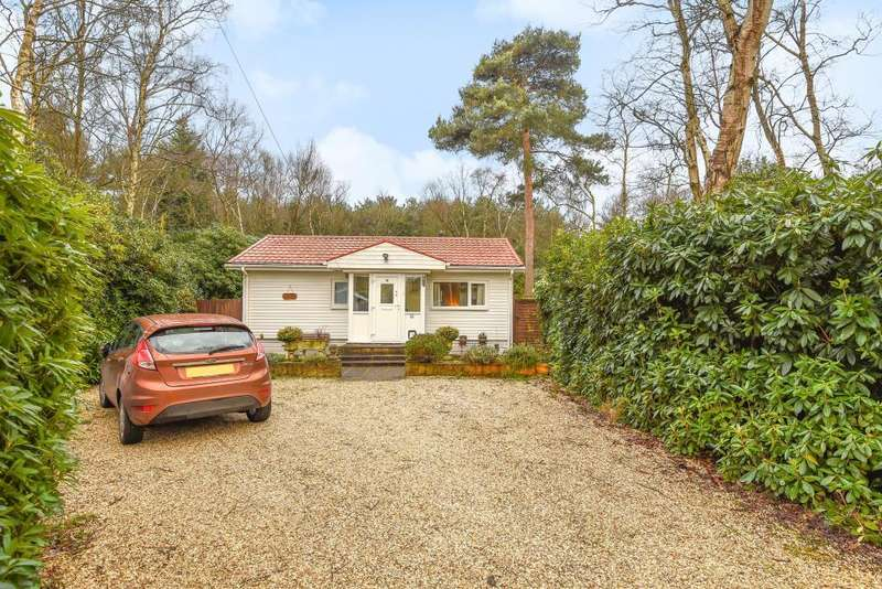 2 Bedrooms Detached Bungalow for sale in Warfield, Park home, RG42