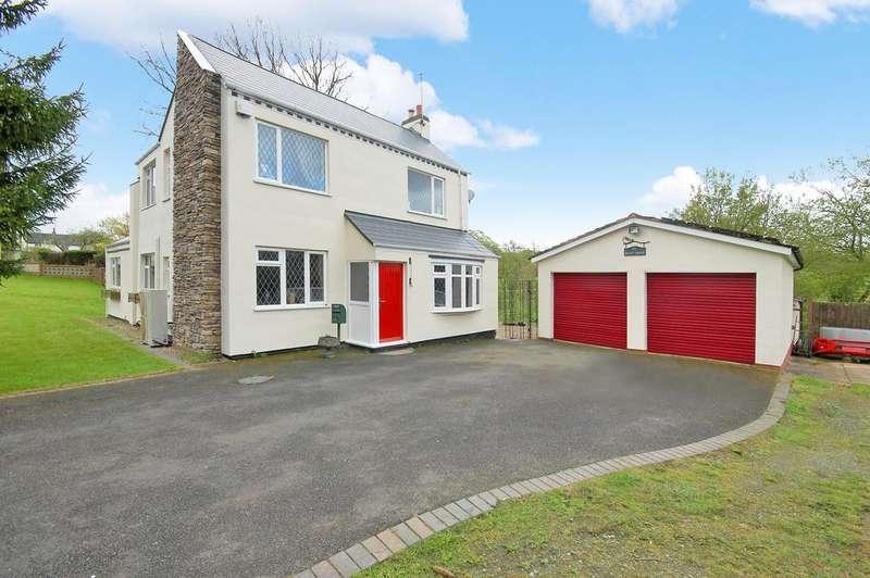 3 Bedrooms Detached House for sale in Penncroft Lane, Penn Common, Wolverhampton WV4