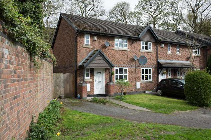 3 Bedrooms Town House for sale in 1 Fox Gardens, Lymm
