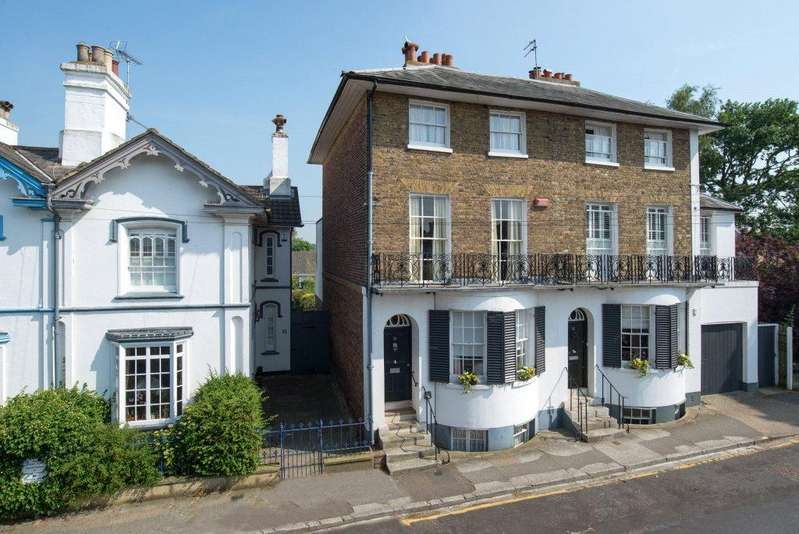 4 Bedrooms Semi Detached House for sale in Orchard Street, St. Dunstans, Canterbury, Kent, CT2