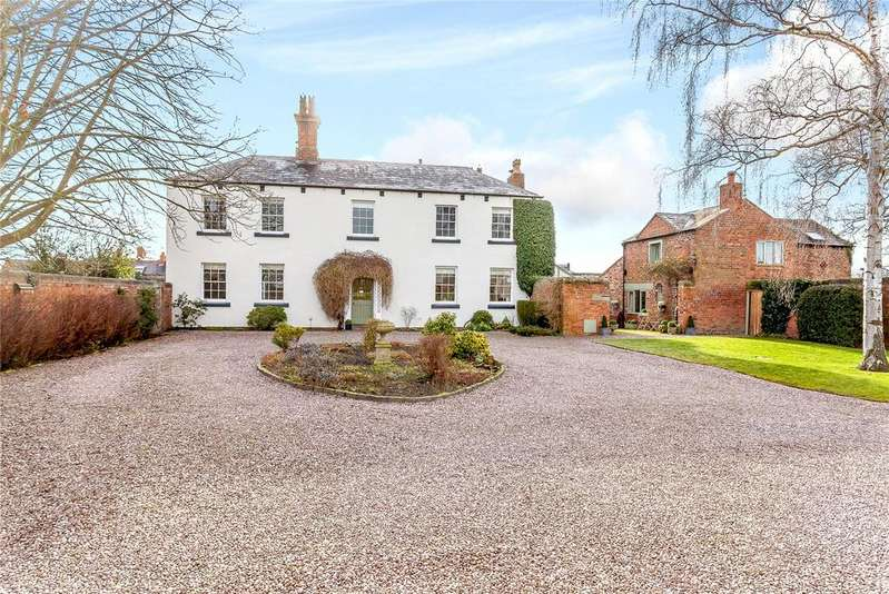 5 Bedrooms House for sale in Tattenhall Road, Tattenhall, Cheshire, CH3