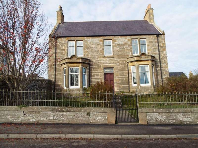 4 Bedrooms Detached House for sale in Belmont, 25 Duncan Street, Thurso