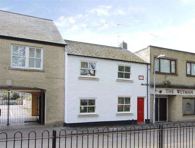 3 Bedrooms Terraced House for sale in Abbey Walk, Cambridge