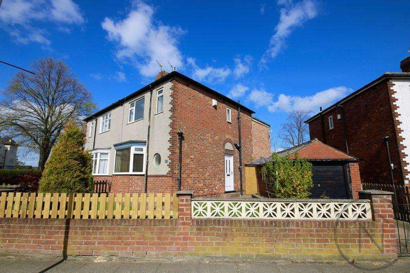 3 Bedrooms Semi Detached House for sale in Saltersgate Road, Darlington