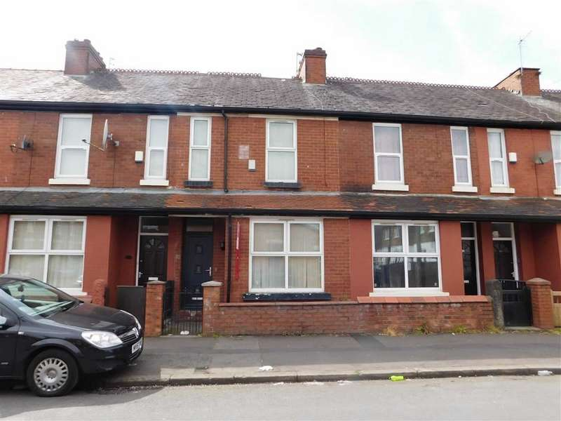 3 Bedrooms Terraced House for sale in Kippax Street, Manchester