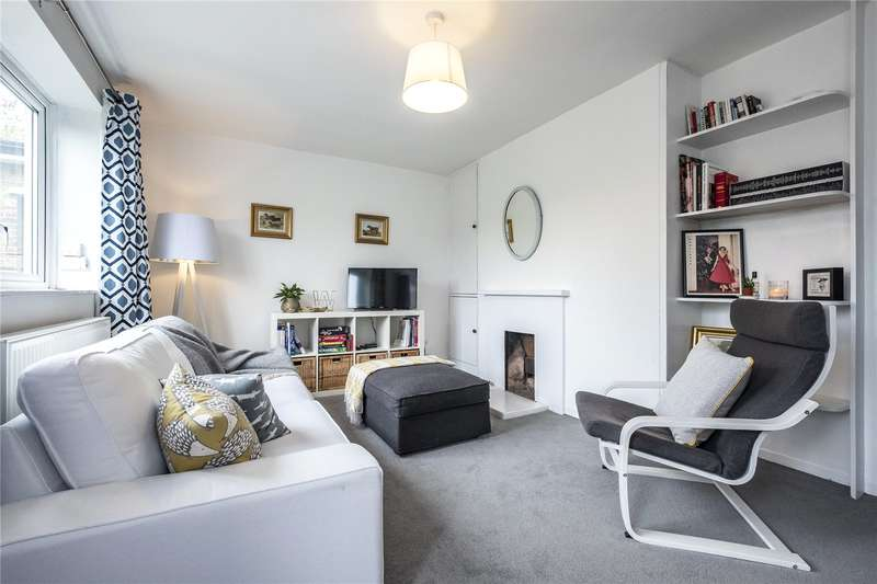 2 Bedrooms Flat for sale in Spriggs House, Canonbury Road, London, N1