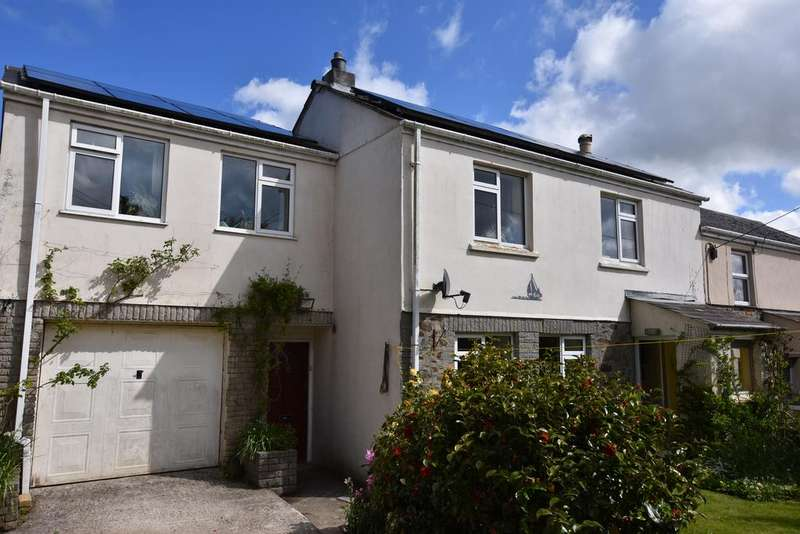 4 Bedrooms Semi Detached House for sale in Harris Mill, Illogan, Redruth TR16