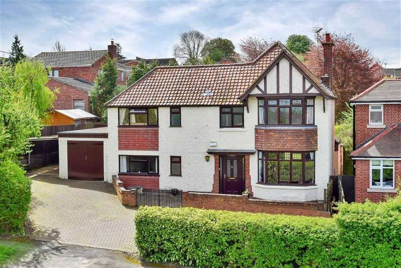 4 Bedrooms Detached House for sale in Kettering Road, Market Harborough, Market Harborough, Leicestershire
