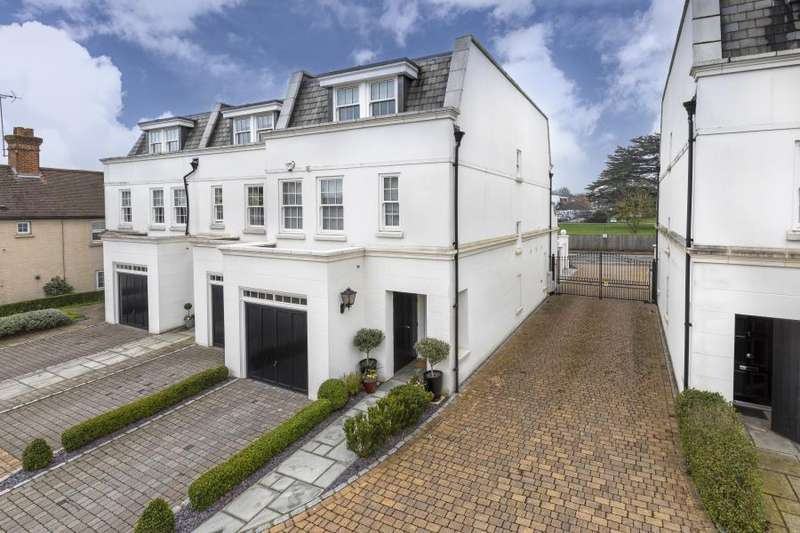 4 Bedrooms Town House for sale in Ascot, Berks