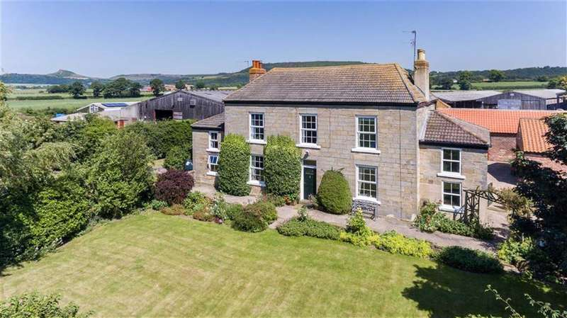 5 Bedrooms Unique Property for sale in Great Ayton, Great Ayton Middlesbrough
