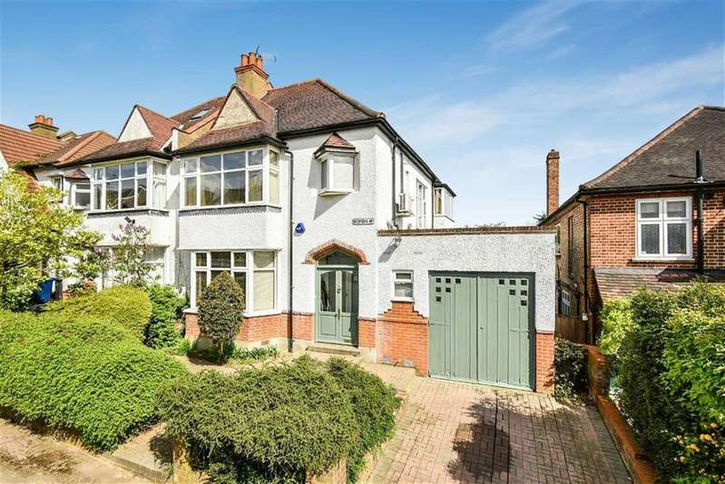 3 Bedrooms Semi Detached House for sale in Bedford Avenue, Barnet, Hertfordshire