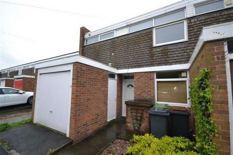 3 Bedrooms Terraced House for rent in The Nook, Lutterworth Road, Attleborough, Nuneaton
