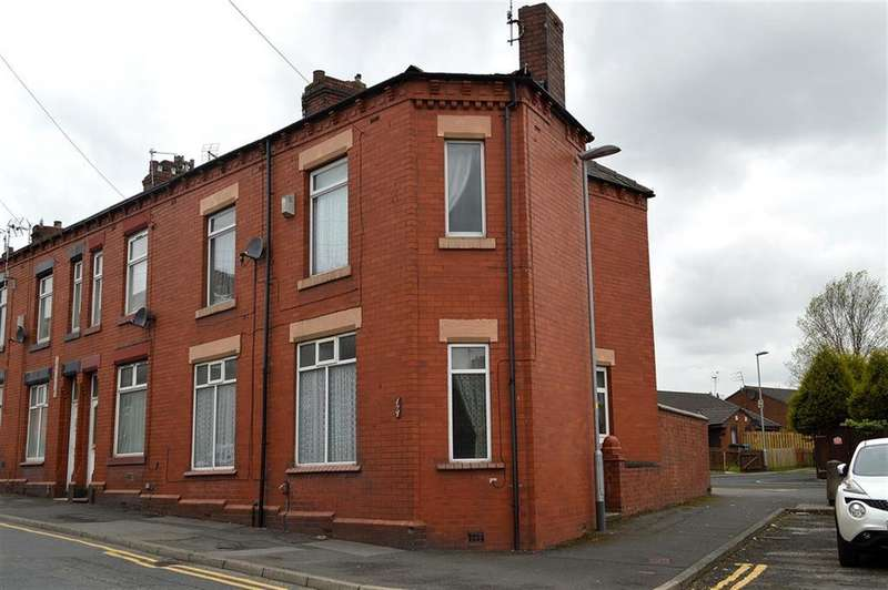 3 Bedrooms End Of Terrace House for sale in Honeywell Lane, Hathershaw, Oldham, OL8 2JP
