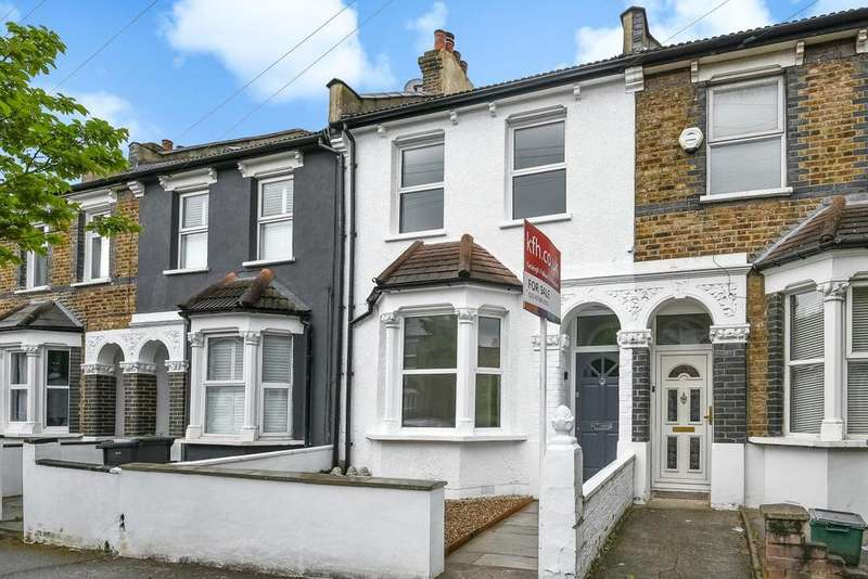 4 Bedrooms Terraced House for sale in Dundee Road, South Norwood