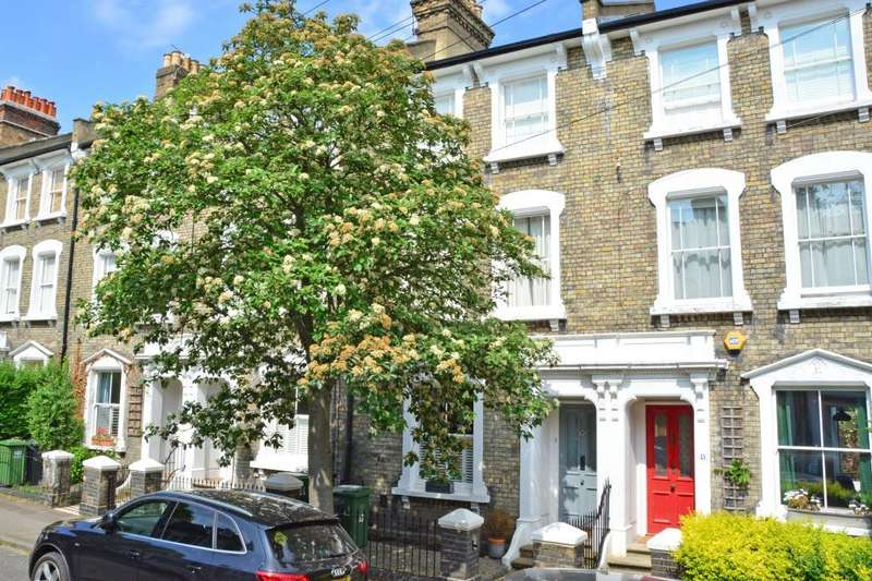 4 Bedrooms Terraced House for sale in Quentin Road, London, SE13
