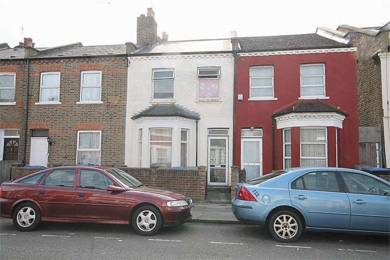 4 Bedrooms Terraced House for sale in Meyrick Road, Willesden, London