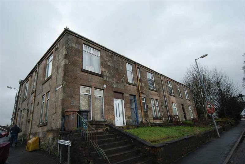 2 Bedrooms Apartment Flat for sale in Dalry Road, Beith