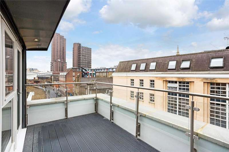 2 Bedrooms Penthouse Flat for sale in Cornwall Road, Waterloo, London, SE1