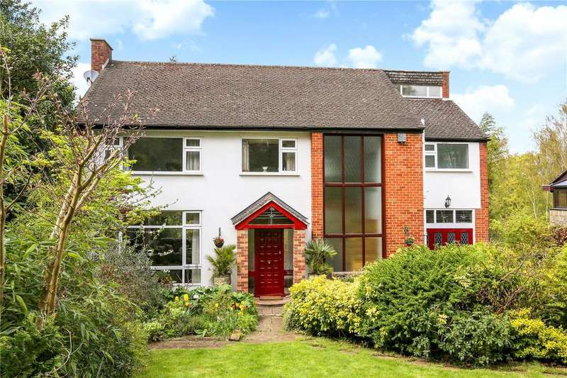 5 Bedrooms Detached House for sale in Church Road, Sneyd Park, Bristol, BS9