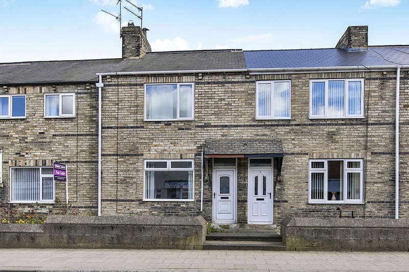 2 Bedrooms Property for sale in Edward Street, Esh Winning, Durham, DH7