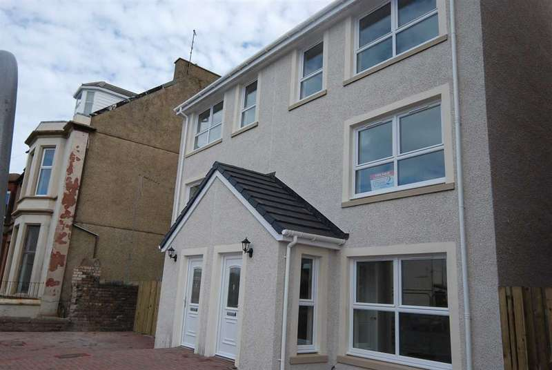 4 Bedrooms Semi Detached House for sale in Arran View, Montgomerie Street, Ardrossan