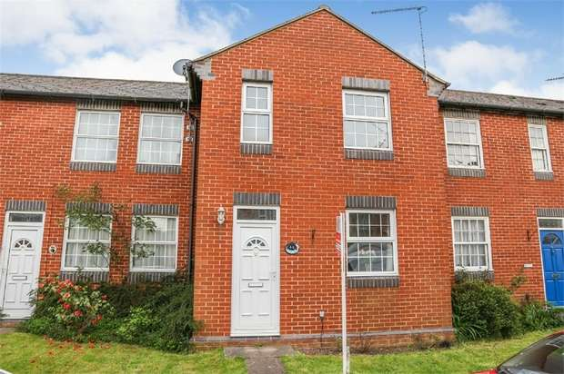 3 Bedrooms Terraced House for sale in Priory Street, Newport Pagnell, Buckinghamshire