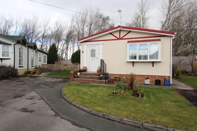 2 Bedrooms Detached Bungalow for sale in Low Carrs Park, Durham, DH1