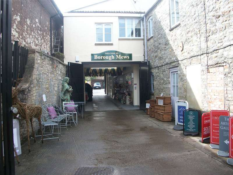 Office Commercial for rent in Borough Mews, Borough Yard, Wedmore, Somerset, BS28