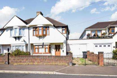 3 Bedrooms Semi Detached House for sale in Lancaster Avenue, Bedford, Bedfordshire