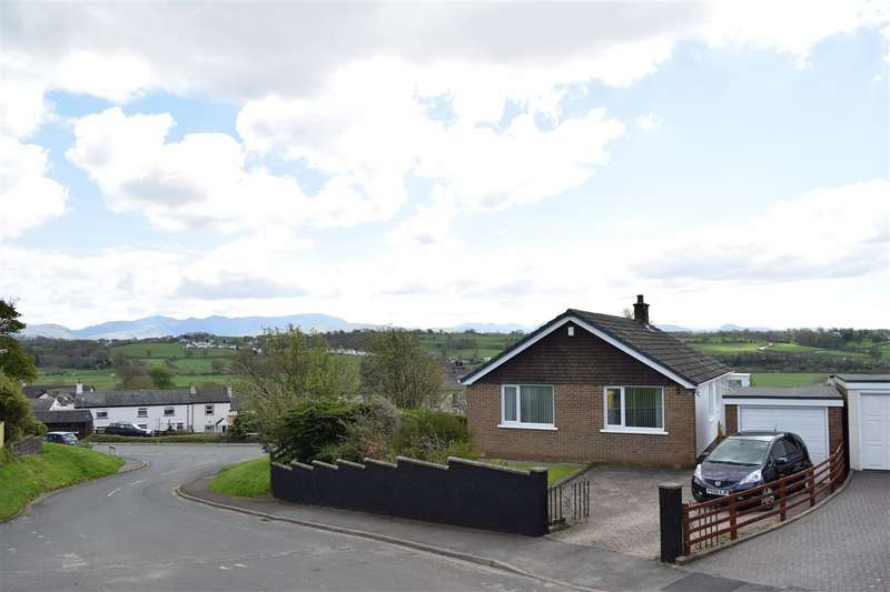 3 Bedrooms Detached Bungalow for sale in Derwent Park, Great Broughton, Cockermouth