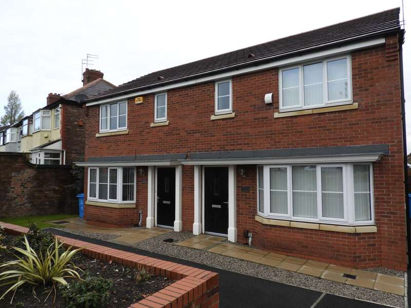 3 Bedrooms Semi Detached House for sale in Ericsson Drive, Liverpool