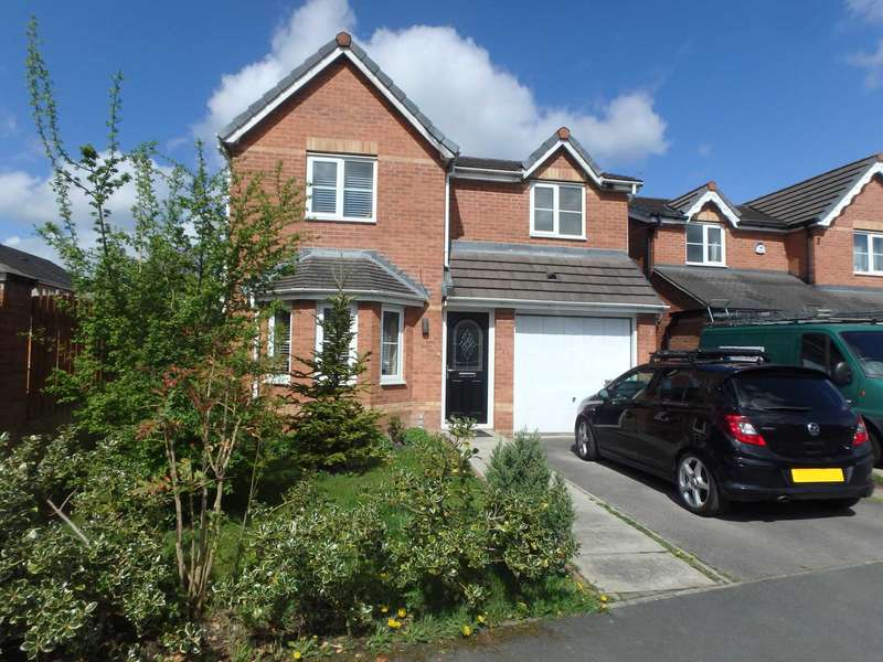 3 Bedrooms Detached House for sale in Avery Close, Warrington