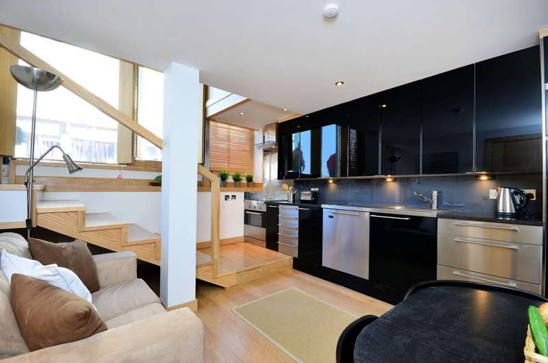 Studio Flat for sale in Dawes Road, Fulham, SW6