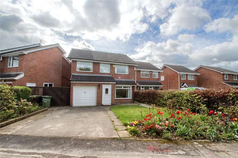 4 Bedrooms Detached House for sale in Wiske Close, Elm Tree