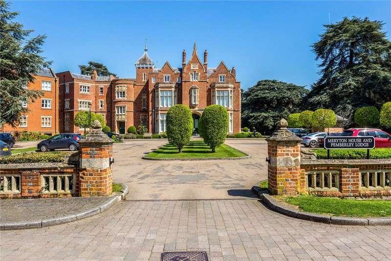 3 Bedrooms Flat for sale in Meryton House, Longbourn, Windsor, Berkshire, SL4