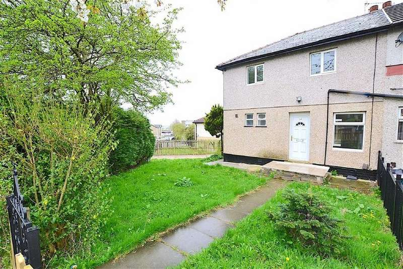2 Bedrooms Semi Detached House for sale in Ribble Avenue, Burnley, Lancashire