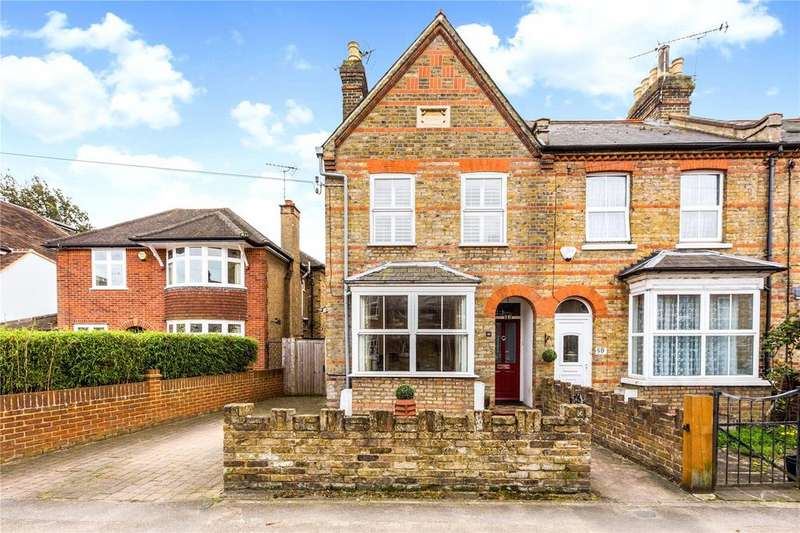 4 Bedrooms End Of Terrace House for sale in Bolton Road, Windsor, Berkshire, SL4