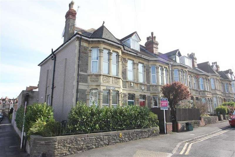 4 Bedrooms End Of Terrace House for sale in North View, Westbury Park, Bristol