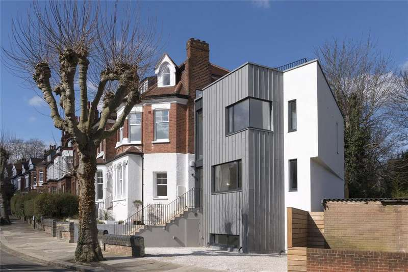 6 Bedrooms End Of Terrace House for sale in Stanhope Gardens, Highgate, London, N6
