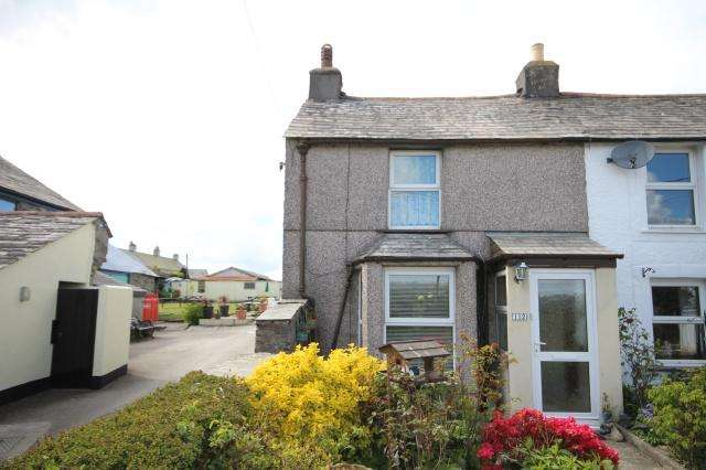 2 Bedrooms House for sale in Delabole