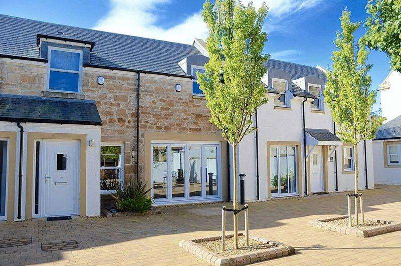 2 Bedrooms Mews House for sale in Victoria Park, Ayr