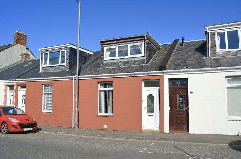 3 Bedrooms Terraced House for sale in McCalls Avenue, Ayr