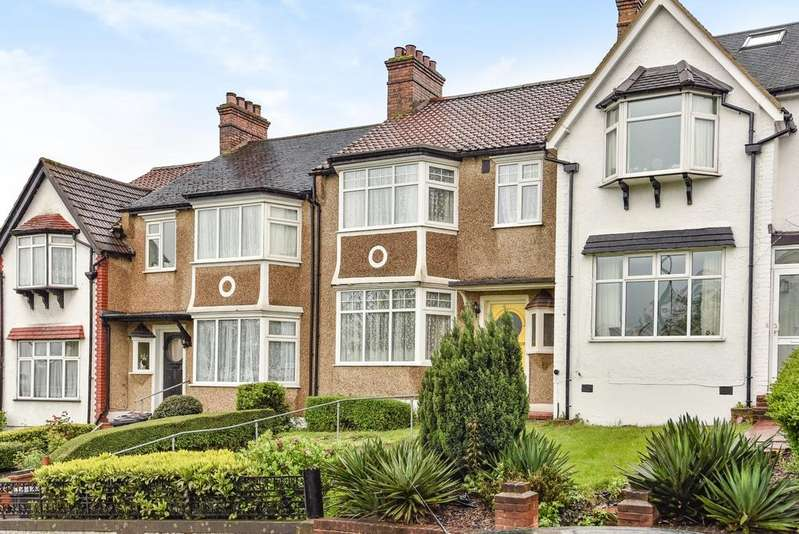 3 Bedrooms Terraced House for sale in South Norwood Hill London SE25