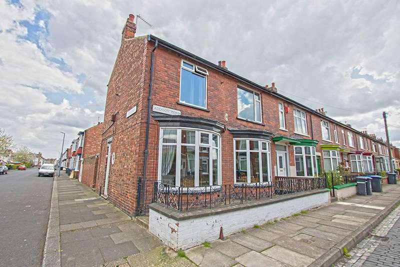 3 Bedrooms End Of Terrace House for sale in Addison Road, Linthorpe TS5